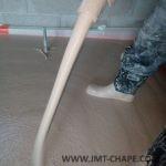 Chape plancher chauffant eau C5-E2-3