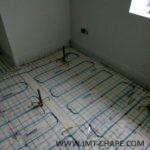 Chape plancher chauffant electrique C7-E1-1